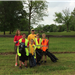 Boy Scout Troop 141 helping clean-up DeSoto County