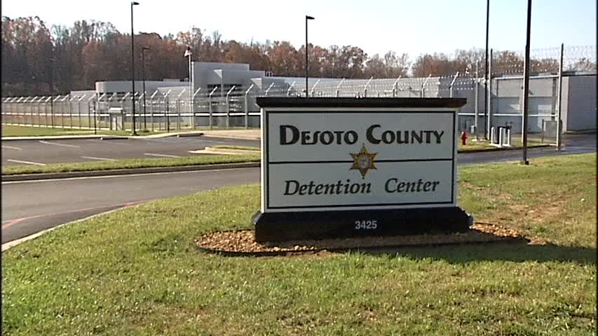 Adult Detention Facility | DeSoto County, MS - Official Website