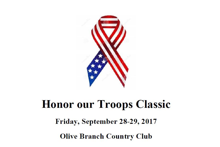 Honor our Troops Golf Classic 2017