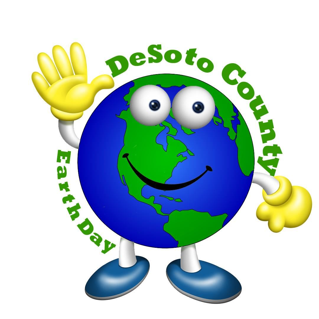 Earth Day Logo - Earth Man