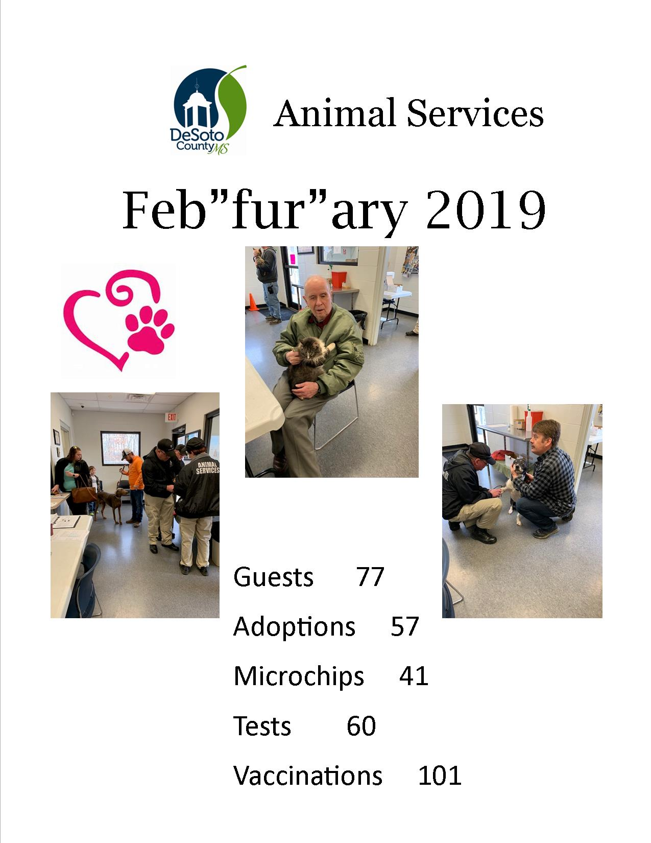 Feb fur ary results 2019