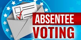 Absentee voting Image