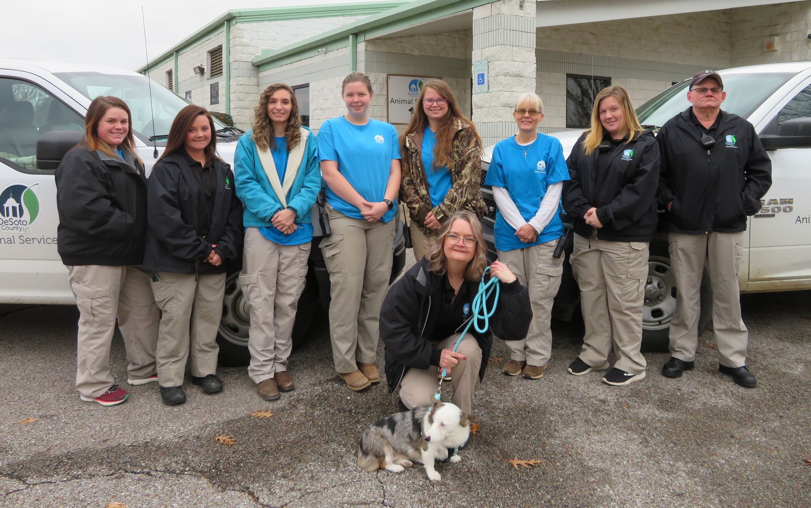 ANIMAL SERVICES STAFF PICTURE